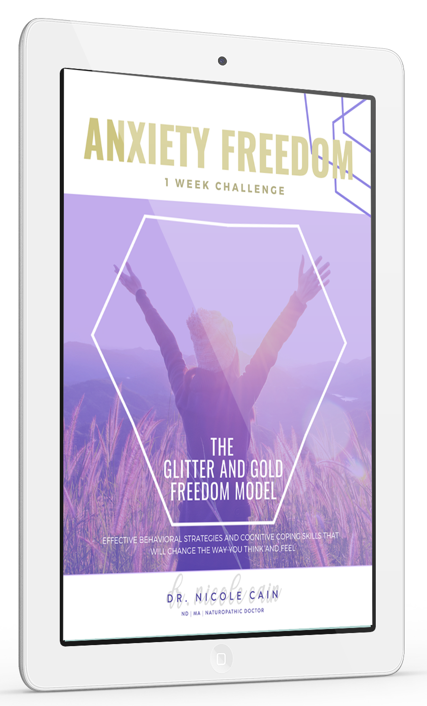 anxiety freedom challenge