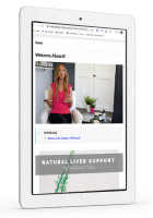 Natural Liver Support Ipad Right